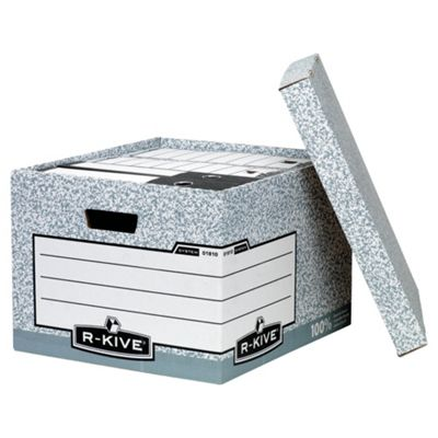 R-Kive System Large Storage Box 10 Pack