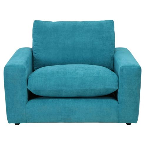 Valentino Snuggler Chair Teal