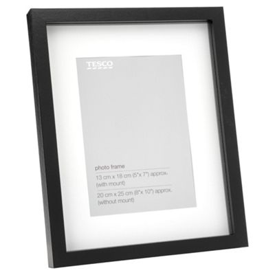 Tesco Black Frame 8