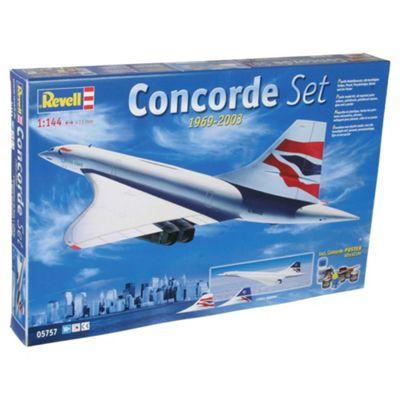 Revell Gift Set Concorde