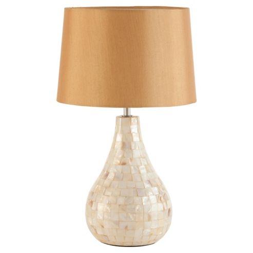 Tesco Lighting Camilla table lamp gold