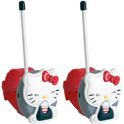 Hello Kitty Wrist Walkie Talkie