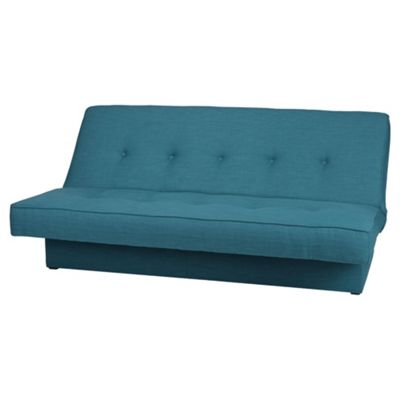 Buy Clinton Fabric Pocket Sprung Clic Clac Sofabed Teal from our ...