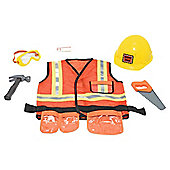 Melissa & Doug Construction Worker Role Play