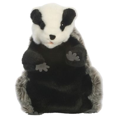 The Puppet Company European Badger Puppet