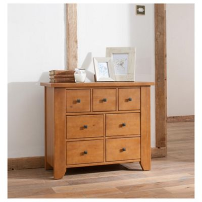 Suffolk Pine Small Drawer Chest
