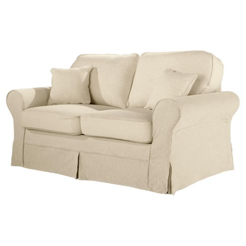 Buy Louisa Loose Cover ly for Sofa Bed Jaquard Cream from our Sofa Beds range Tesco