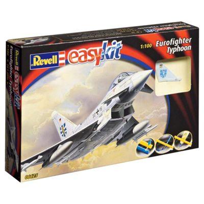 Revell Easykit Eurofighter Typhoon 1:100 Scale Model Set