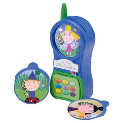 Ben and Holly Little Kingdom Magic Phone