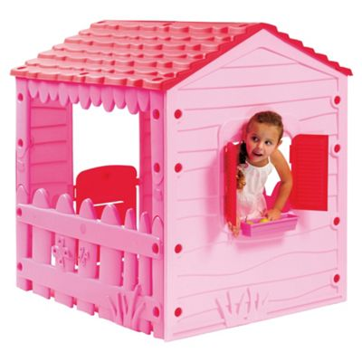 Starplast Playhouse, Pink