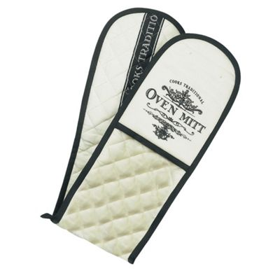 Tesco traditional double oven glove