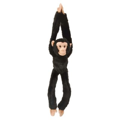 Wild Republic Hanging Chimpanzee Soft Toy