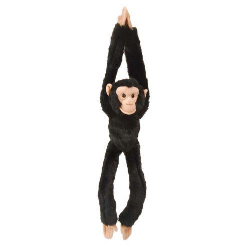 Wild Republic Hanging Chimpanzee Soft Toy