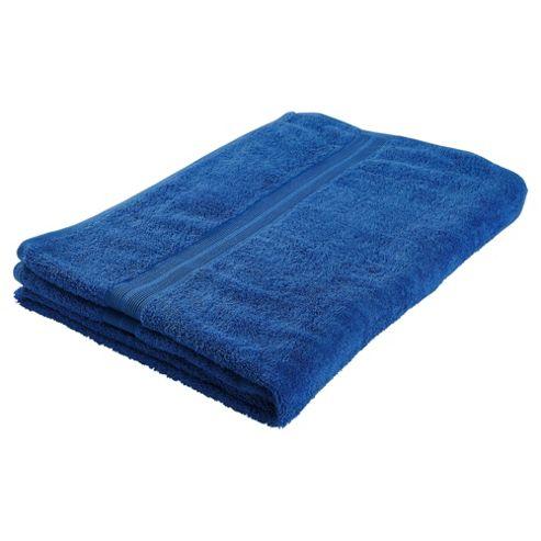 Tesco Towel Bale Electric Blue