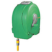 Hozelock Wall Mounted Fast Reel with Hose, 40m