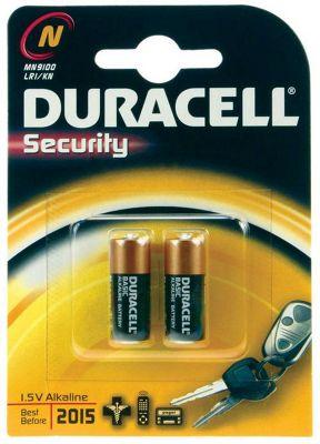 Duracell 2 Pack MN9100 1.5V Alkaline Batteries