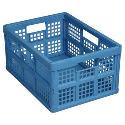 32 Folding Box Blue
