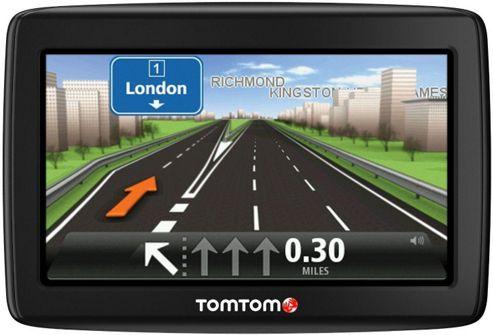 TomTom START 25 UK Satellite Navigation System (UK & ROI Maps) 5 inch