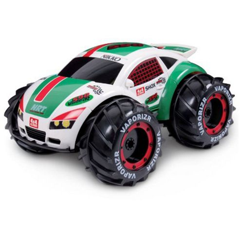Nikko Vaporizr RC Toy Car Green