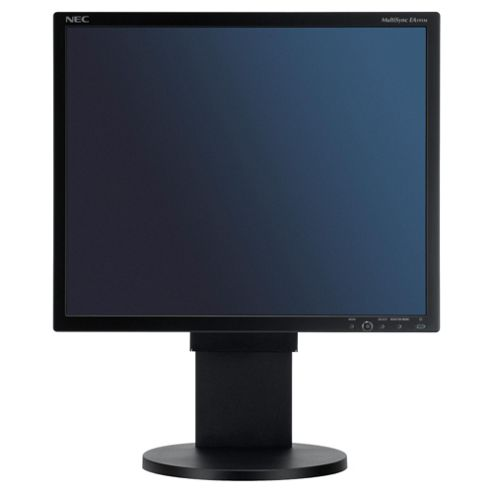 NEC EA192MB 19 inch LCD Monitor Black