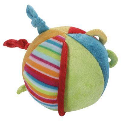 BabyFehn Brightly Coloured Baby Activity Ball