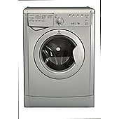 Indesit Ecotime IDVL 75 B R S.9 Tumble Dryer - Silver