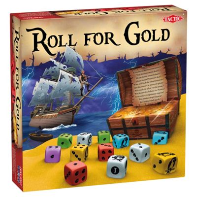 Tactic Roll for Gold