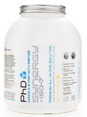 PhD Nutrition Synergy ISO-7 Double Chocolate 2kg