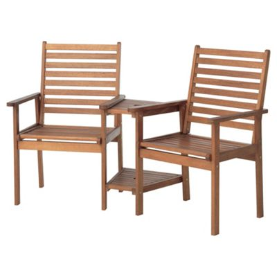 Florence Wooden Companion Seat