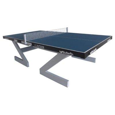 Butterfly Ultimate Table Tennis Table - Blue