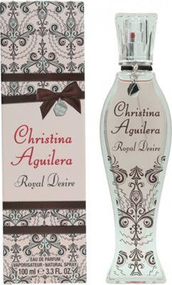 Christina Aguilera Royal Desire Eau de Parfum (EDP) 100ml Spray For Women
