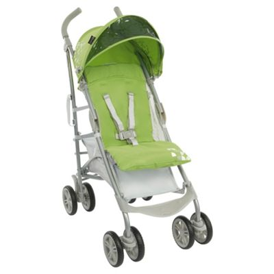 Graco Nimbly Pushchair & Raincover, Melon