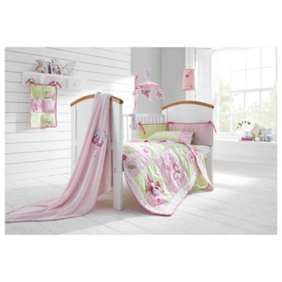 Kids Line Bella 6 Pieces Cot Bed Set