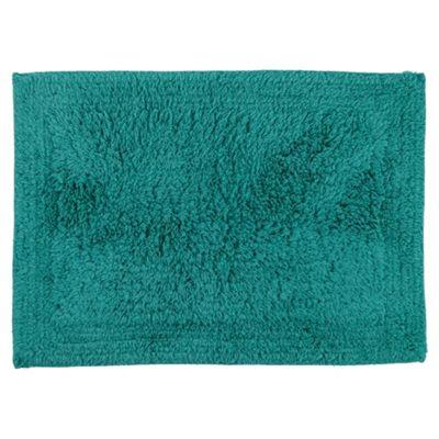 Tesco Bath Mat Sea Green