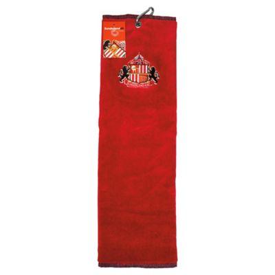 Sunderland Golf Towel (Tri-Fold)