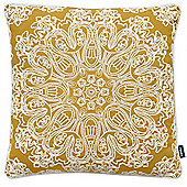 Rocco Portobello Yellow Cushion Cover - 43x43cm
