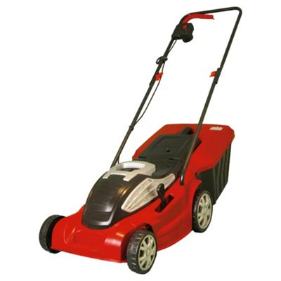 ikra RED 1600W Electric Rotary Lawn Mower