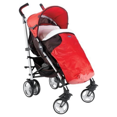 Chicco Liteway Stroller, Red Passion