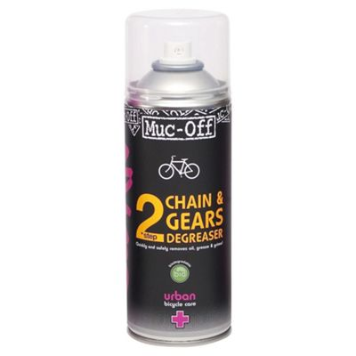 Muc-Off 2-Step Chain & Gears Degreaser