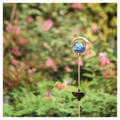 Tesco Moon Solar Ball Stick Light