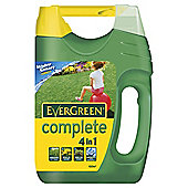 Evergreen Complete 4 in 1 Spreader Feed, Weed & Moss Killer, 100m2