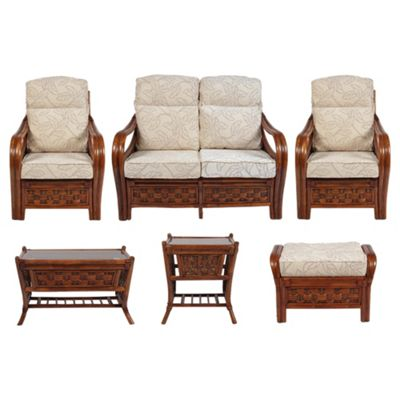 Desser Santiago 6-piece Conservatory Furniture Set