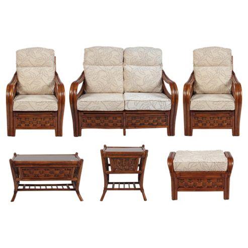 Desser Santiago 6-piece Conservatory Furniture Set