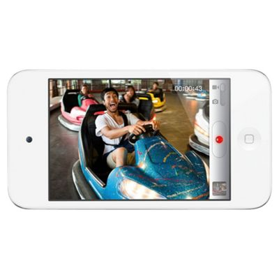 Apple MD057BT/A 8GB iPod Touch White