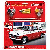 Airfix A55201 Triumph Herald 1:32 Scale Classic Car