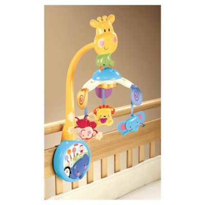 Fisher-Price Discover 'N Grow Take Along Musical Mobile