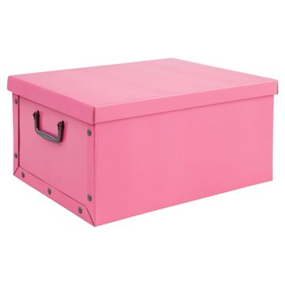 Pois Large Box, 2 Pack - Pink
