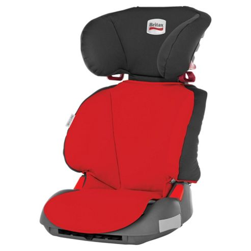 Britax Adventure Car Seat, Group 2-3, Lisa Red