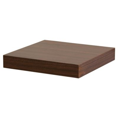 Walnut Floating Shelf 23.5cm