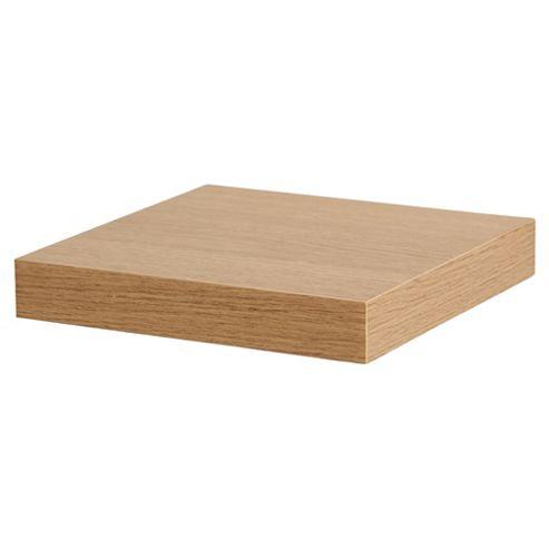 Oak Floating Shelf 23.5cm